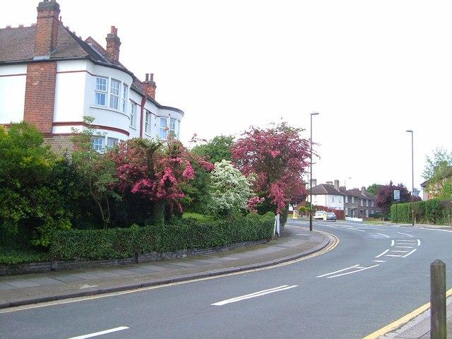 Sherard Road, Eltham