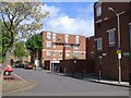 TQ2675 : Wallis Close, SW11 by Derek Harper