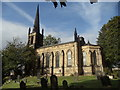 SE3800 : Holy Trinity Church, Elsecar by Bill Henderson
