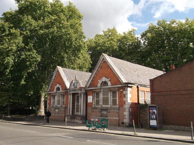Sydenham Public Library