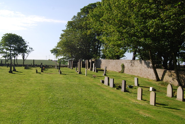 Beadnell Cemetery © N Chadwick :: Geograph Britain and Ireland