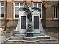 TQ3672 : Livesey War Memorial, Bell Green by David Anstiss