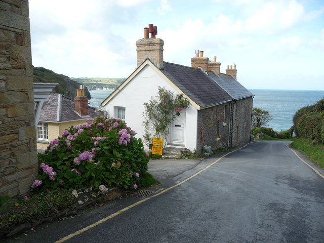 Cottages at Tresaith