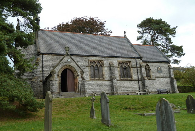 Church of St Anne, Over Haddon
