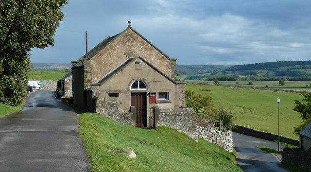 Methodist chapel, Over Haddon