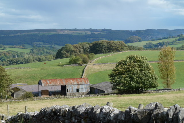 Above Noton Barn Farm