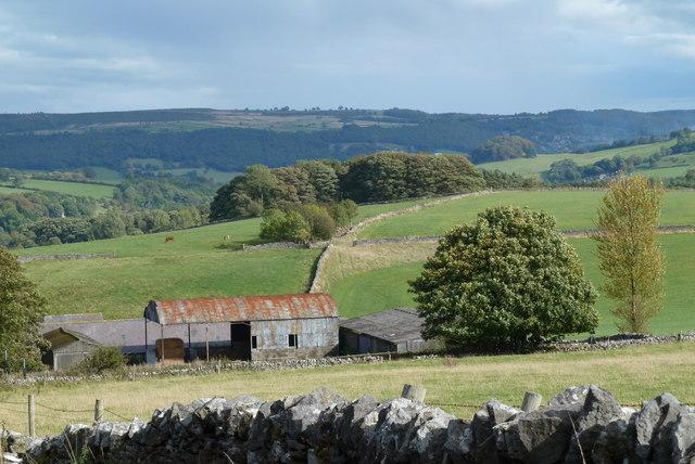 Above Noton Barn Farm