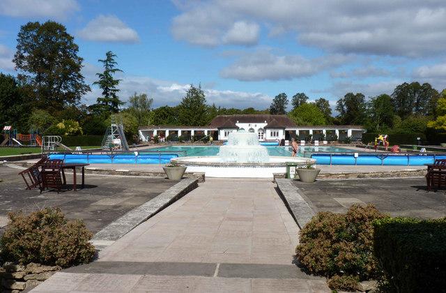 Sandford Parks Lido