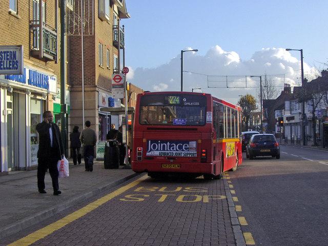 Google Maps Business >> 224 bus, Ealing Road Wembley © David Howard cc-by-sa/2.0 :: Geograph Britain and Ireland