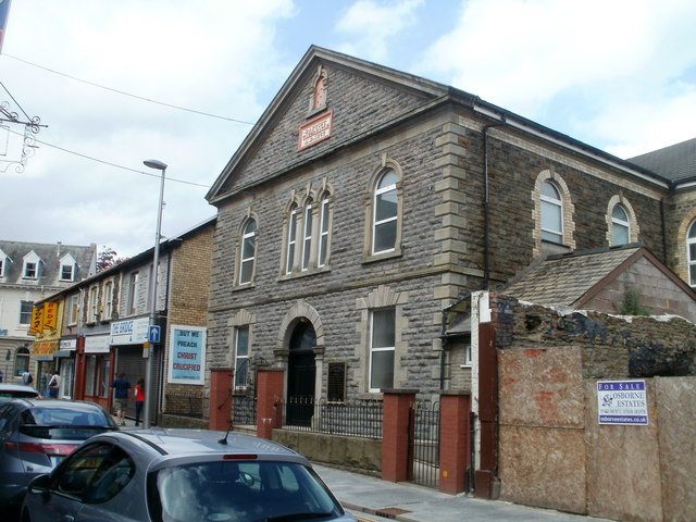 Tabernacle Baptist Church, Porth