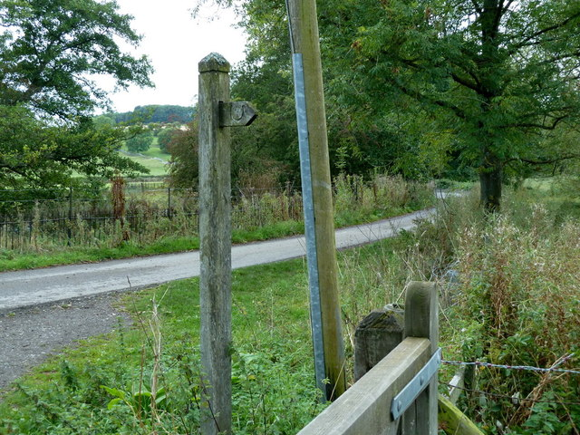 Wye valley track and footpath