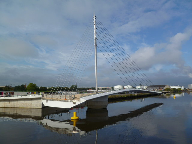 Media City Swing Bridge 169 Mike Faherty Cc By Sa 2 0