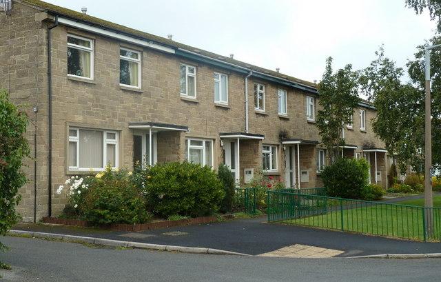 Houses, Moorhall, Bakewell