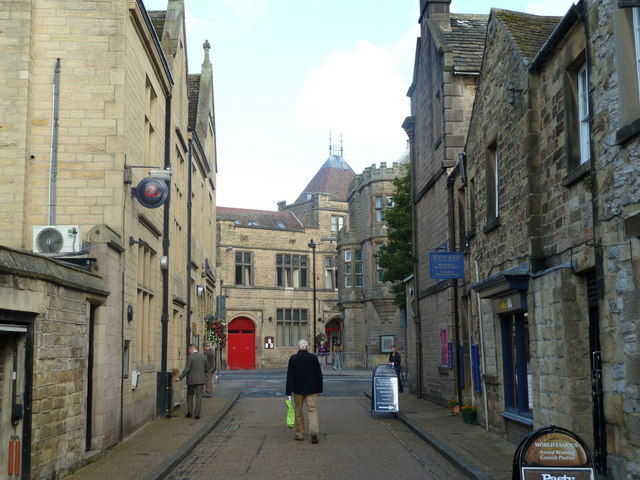 Water Lane, Bakewell