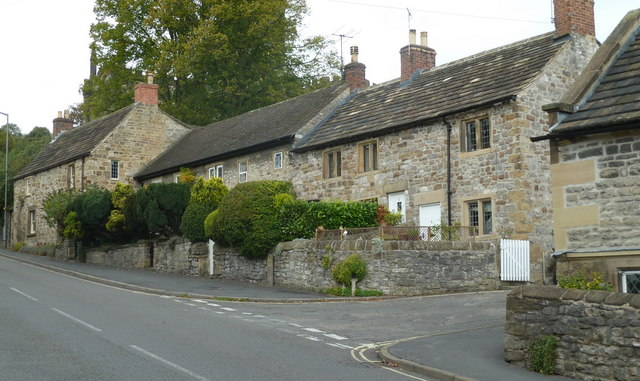 Cottages, South Church Street, Bakewell