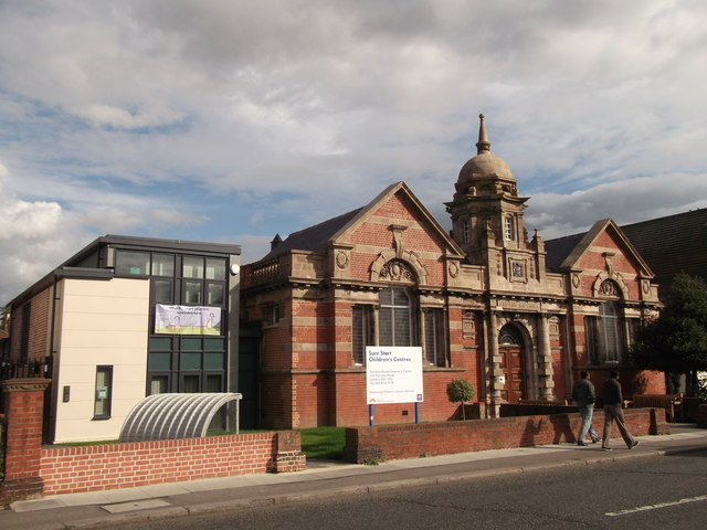 Hither Green Library