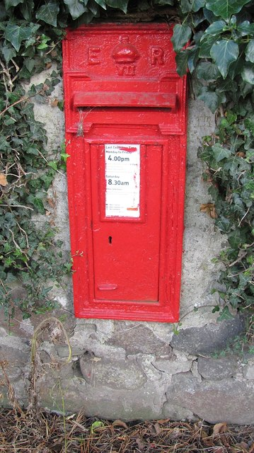 Post box, Humbleton