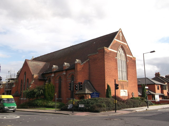 St. Andrew's Church, Hither Green
