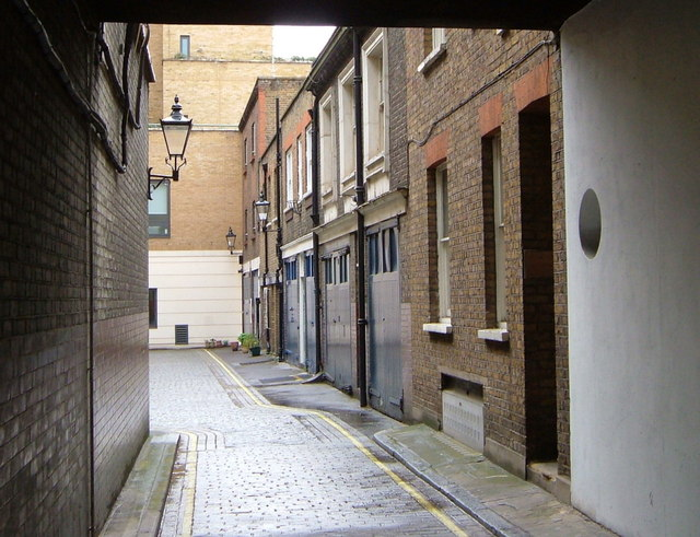 Browning Mews, W1