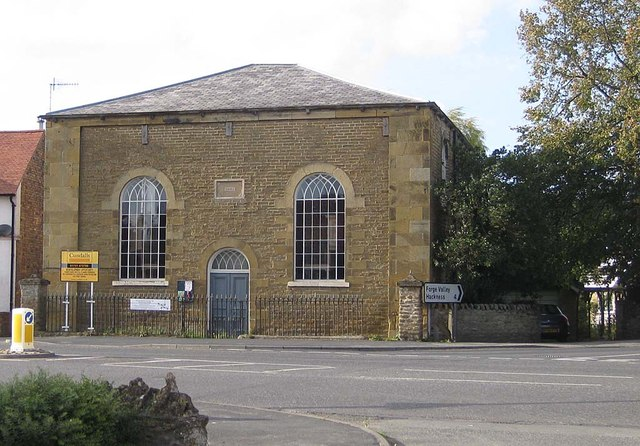 Former Wesleyan Chapel, East Ayton