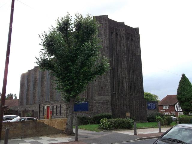 The Parish Church of St. Saviour, Eltham