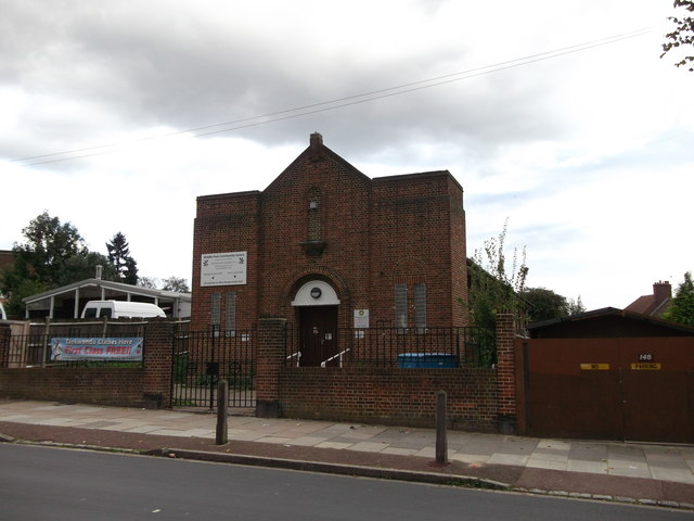 Middle Park Community Church, Eltham
