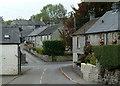 SK2071 : Village scene, Great Longstone by Andrew Hill