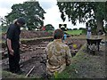 ST3390 : Archaeological excavations, Caerleon [7] by Robin Drayton