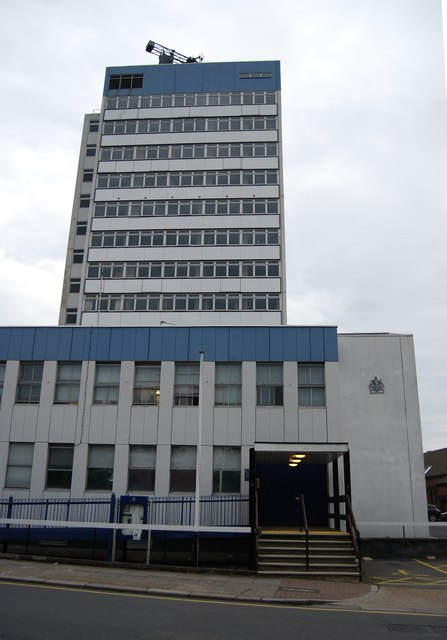 Brentford Police Station