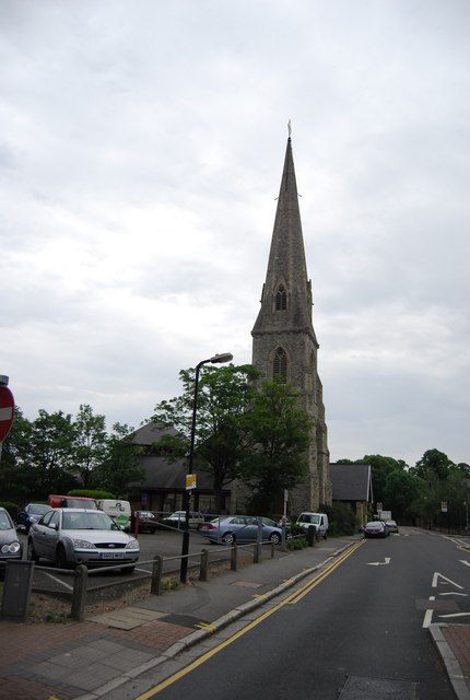 Parish Church of St Paul's, Brentford