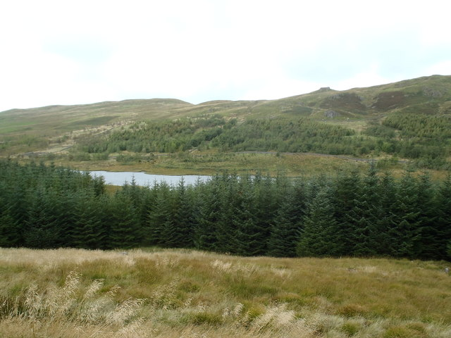 Yellow Craig Loch