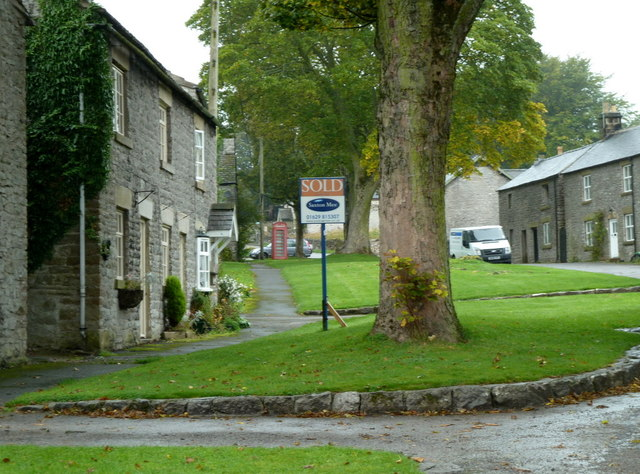 Village street, Sheldon
