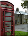 SK1768 : Telephone box, Sheldon by Andrew Hill