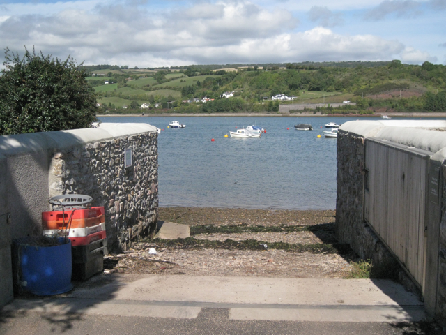 Gate No.1, The Strand, Ringmore