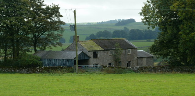 Old farmhouse near Haddon Grove