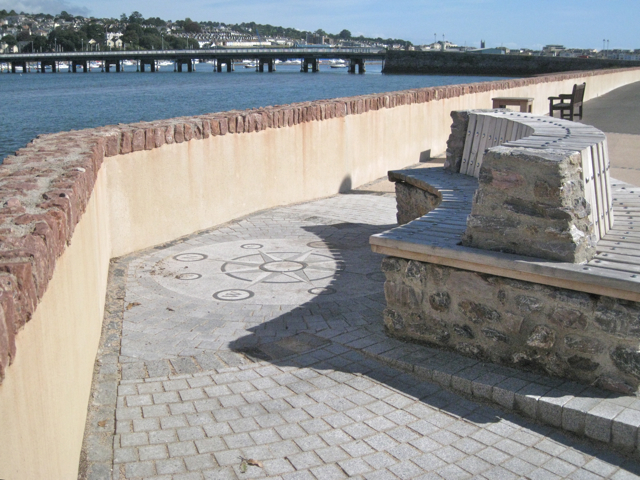 Feature Seat The Embankment 169 Robin Stott Geograph