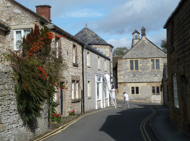 Butts Road, Bakewell