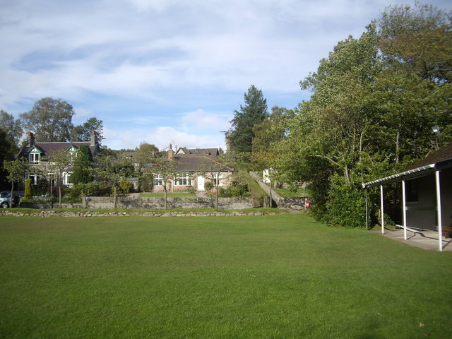 Torphins Playing Field and Pavilion
