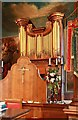 TQ1891 : St Lawrence, Whitchurch Lane, Little Stanmore - Organ by John Salmon