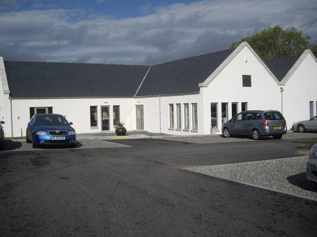 The 'Cow Shed' restaurant
