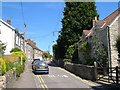 ST6167 : Church Road, Whitchurch by Derek Harper
