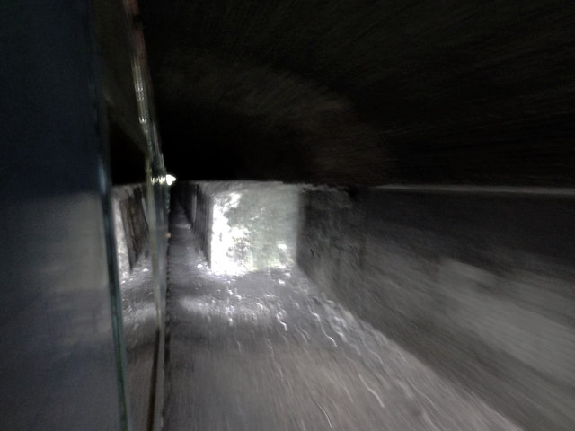 East Kent Railway, Golgotha Tunnel