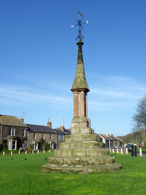 Village Cross, Norham