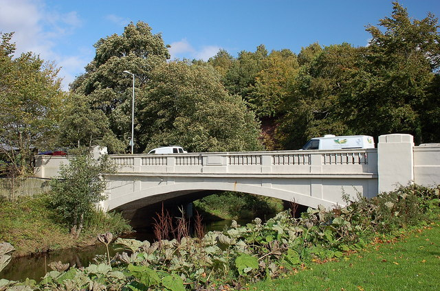 Station Bridge, Jedburgh