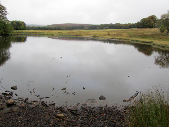 Longshaw Lake