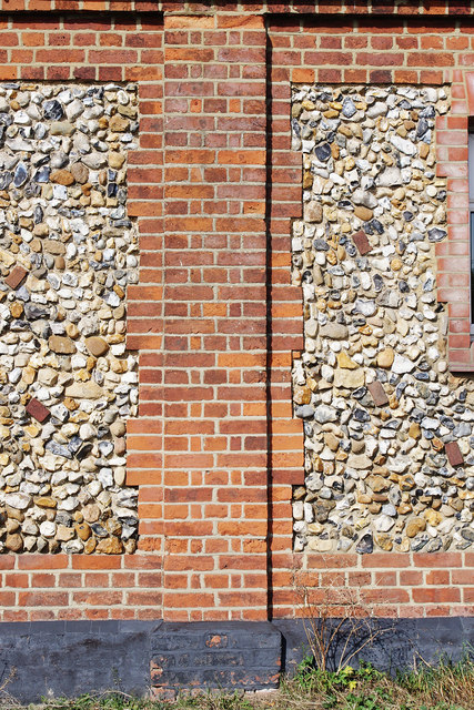 Brick And Flint New Builds In Norfolk