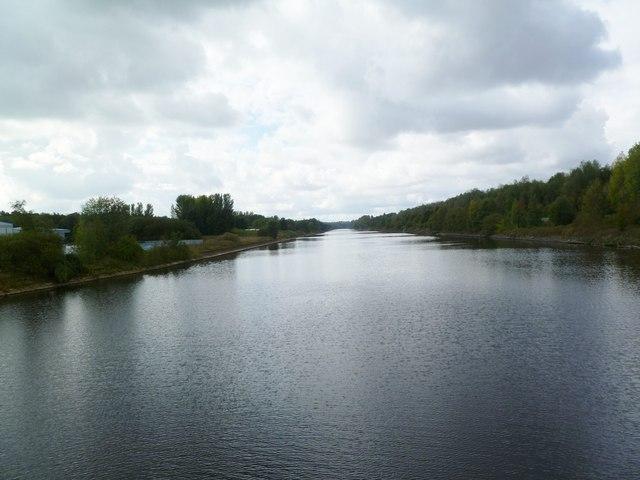 Norton, Manchester Ship Canal