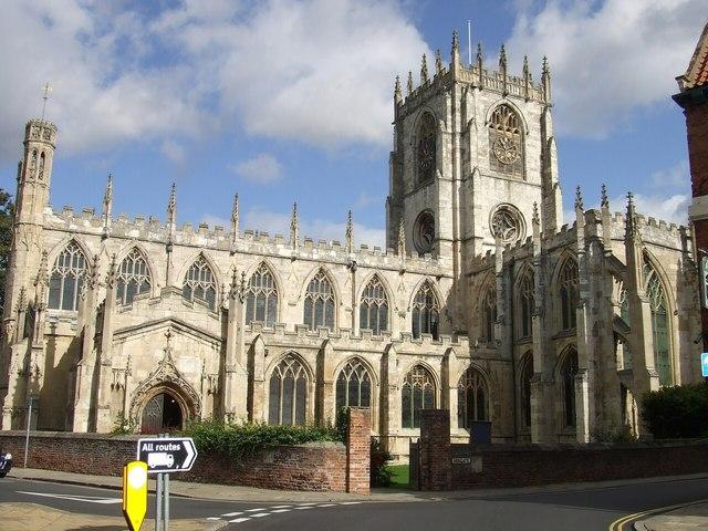 St Mary's Church, Beve...
