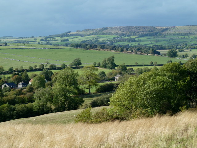Countryside near Bakewell