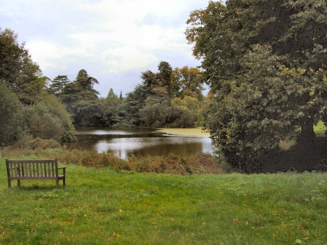 Squerryes Court Lake